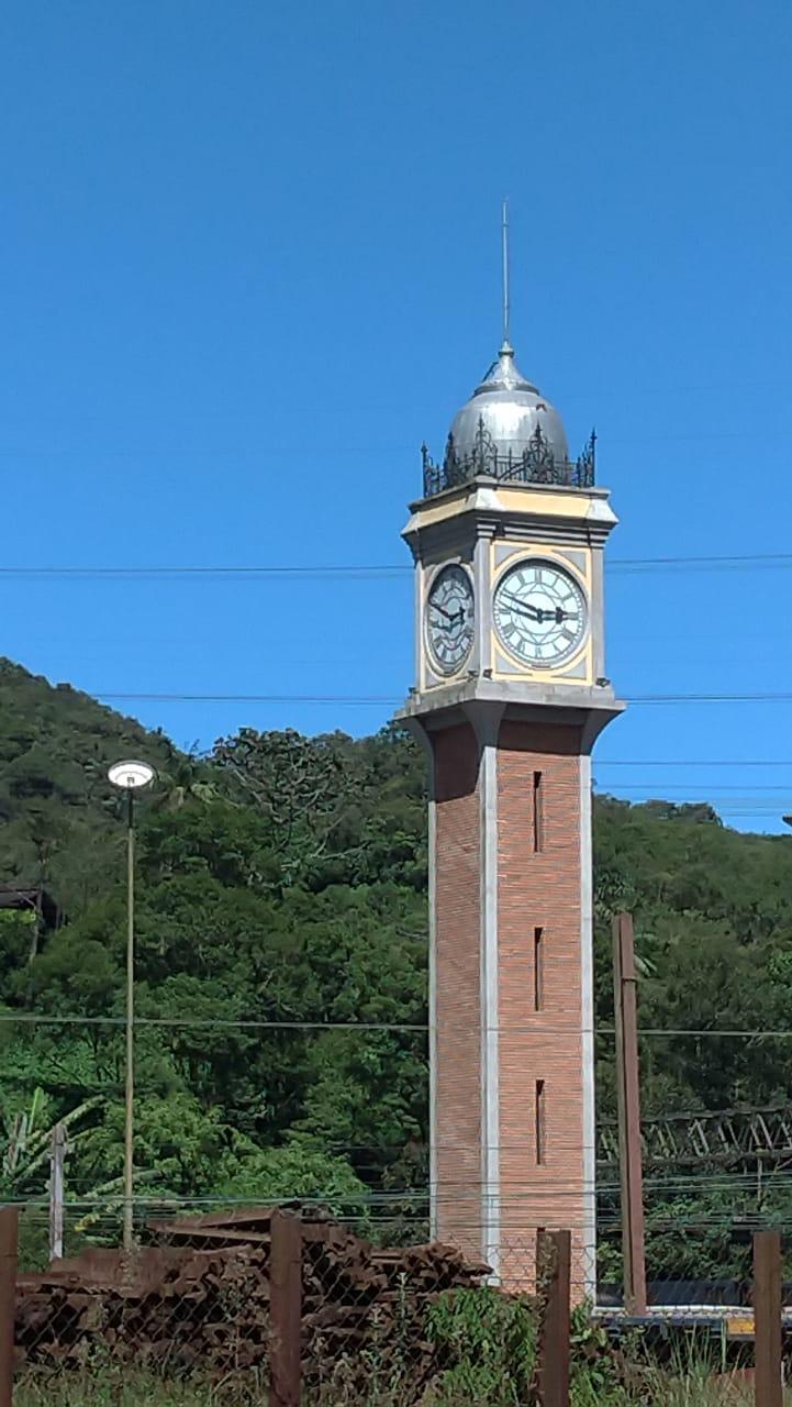 Relógio Paranapiacaba, Big ben Paranapiacaba, Paranapia, Olho Vivo Turismo