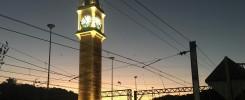 Foto do Relógio de Paranapiacaba, Big Ben, BigBen, OlhoVivo, Olho Vivo Paranapiacaba