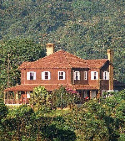 Museu Castelinho Paranapiacaba, Paranapiacaba Turismo, Paranapia, Olho Vivo Turismo