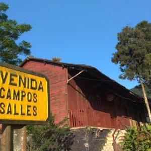 Avenida Campos Salles Paranapiacaba, Paranapiacaba Turismo, Paranapia, Olho Vivo Turismo